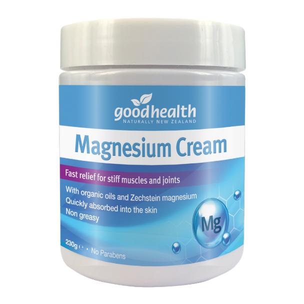 Magnesium Cream - 230 grams
