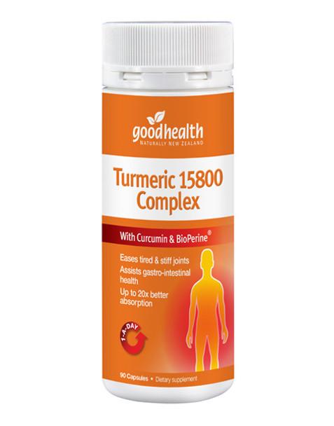 Turmeric 15800 Complex - 90 Capsules