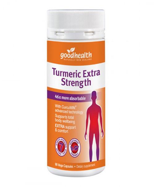 Turmeric Extra Strength - 90 Vege Capsules
