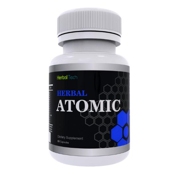 Herbal Atomic - 60 Capsules