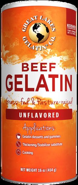Gelatin Unflavoured Beef Hide Gelatin