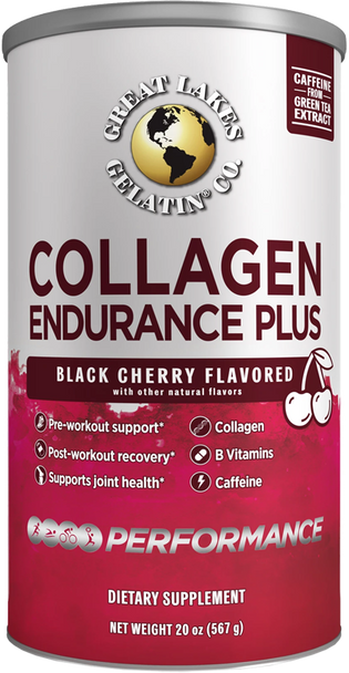 Collagen Endurance Plus - 567g