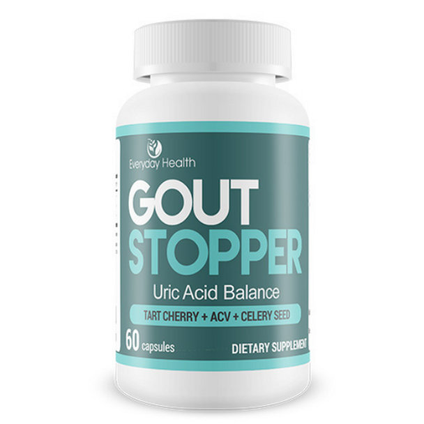 Gout Stopper - 60 Capsules