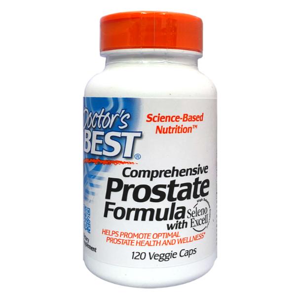 Comprehensive Prostate Formula - 120 Vege Capsules