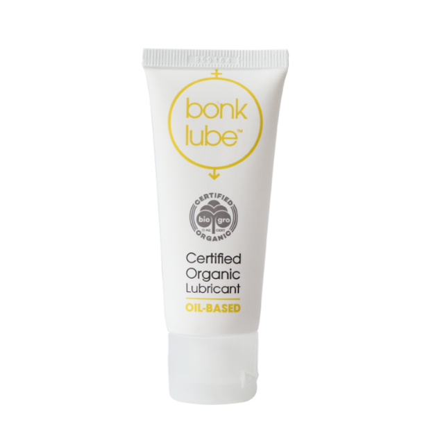 Certified Organic Lubricant Oil Based - 40ml