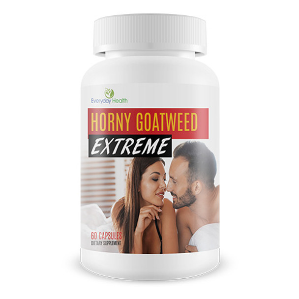 Horny Goat Weed EXTREME - 60 Capsules