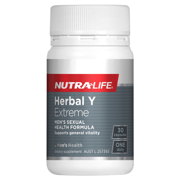Herbal Y Extreme For Men - 30 Capsules