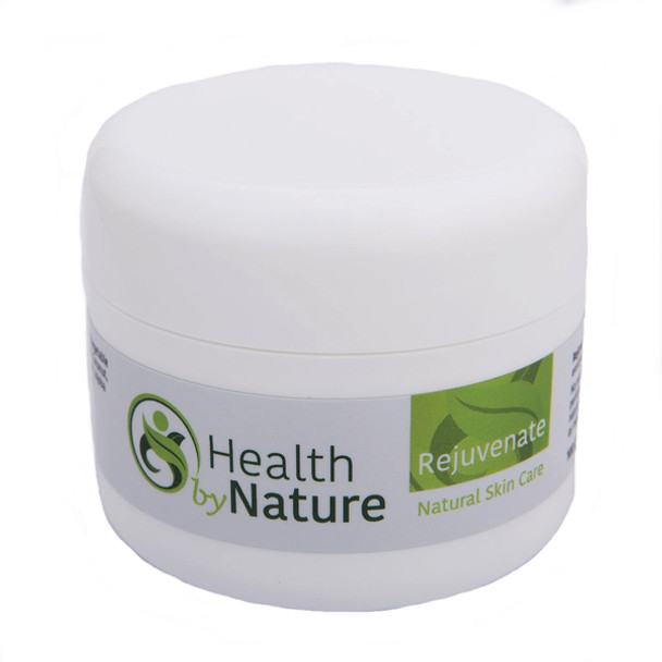 Rejuvenate Natural Skin Care Cream (with Colloidal Silver) - 50g