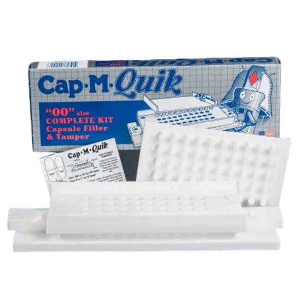 Size 00 - Capsule Filler with Tamper (Complete Kit)