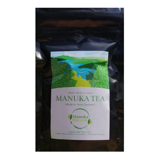 Wildcrafted Manuka Tea - 60g