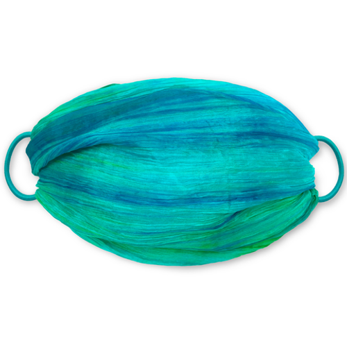 Silk Face Masks in an Array of Beautiful Colors