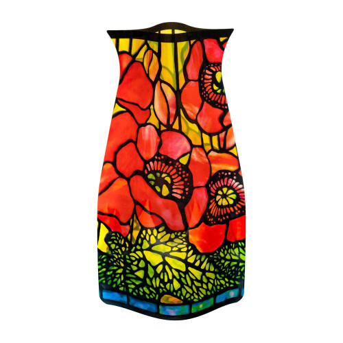 ExpandableFlower Vases in a Variety of Patterns