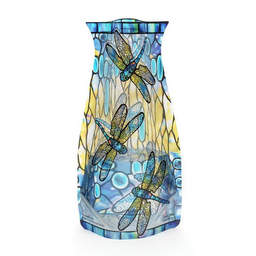 Expandable Flower Vases in a Variety of Patterns