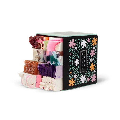 Beautiful Handmade Soap Sampler Tin