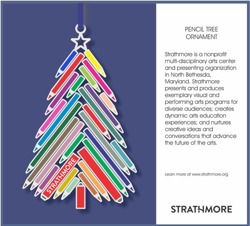 Strathmore Ornament
