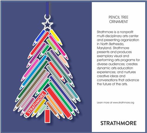 Strathmore Ornament