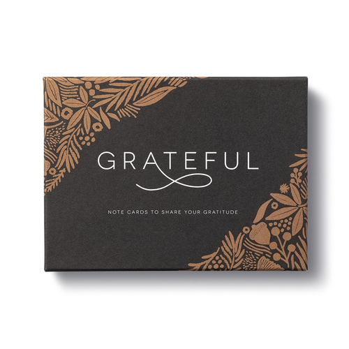 Grateful Notecards