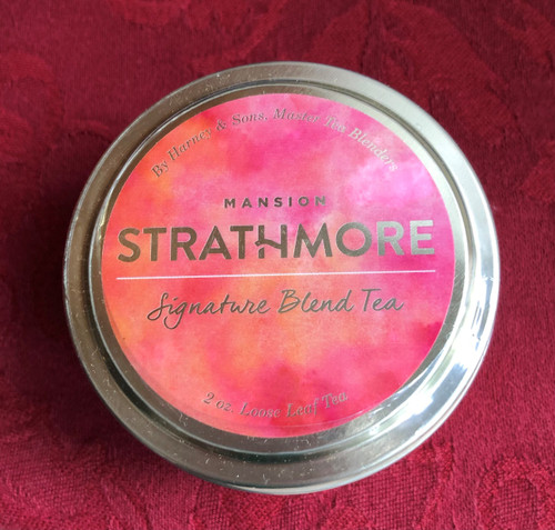 2 oz Tin of Strathmore Blend Loose Leaf Tea by Harney and Sons
