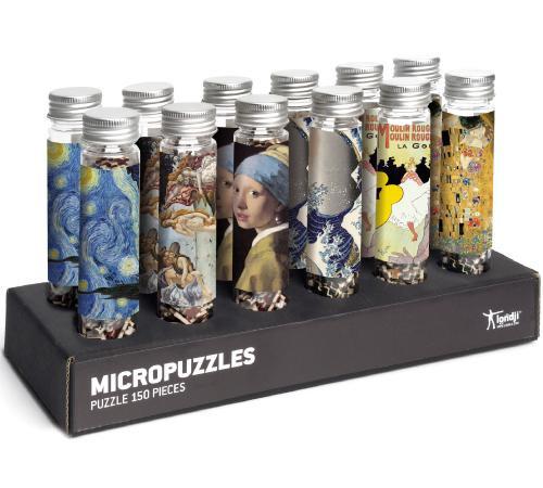 Classic Art Micro-Puzzle