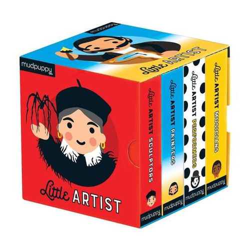 Little Artist Board Books