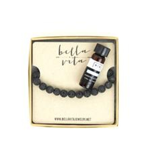 Diffuser Bracelet with 4 ml Essential Oil