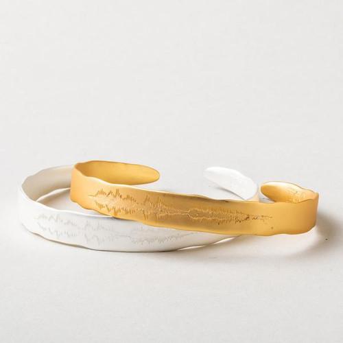 Inspirational EC Echo Cuff Bracelets