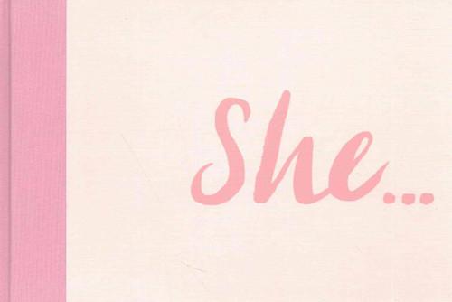 She . . . Gift Book