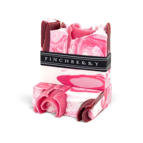 Handcrafted Vegan Soap - Rosey Posey