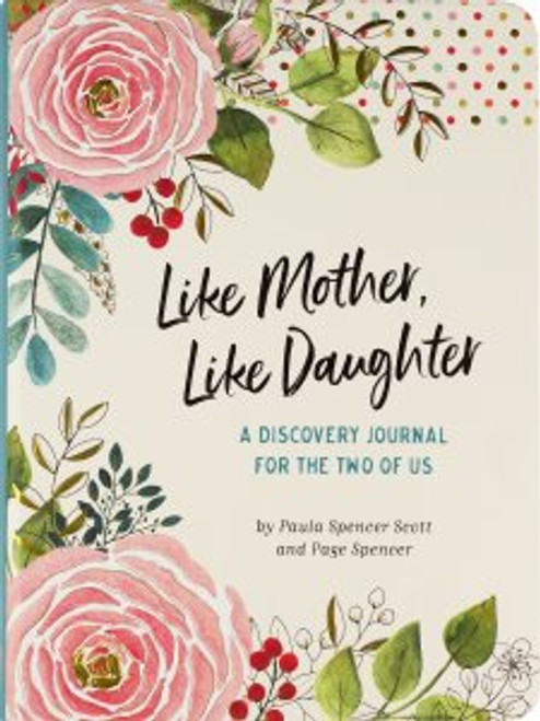 Like Mother Like Daughter Discovery Journal