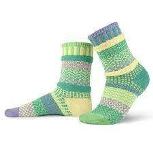 Fun, Colorful, Eco-friendly and American Made Socks - Chick-a-dee