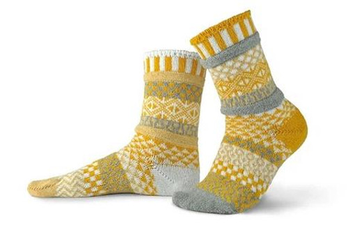 Fun, Colorful, Eco-friendly and American Made Socks -Northern Sun