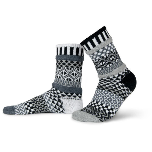 Fun, Colorful, Eco-friendly and American Made Socks - Midnight