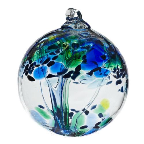 Handblown Glass Orb - Kindness