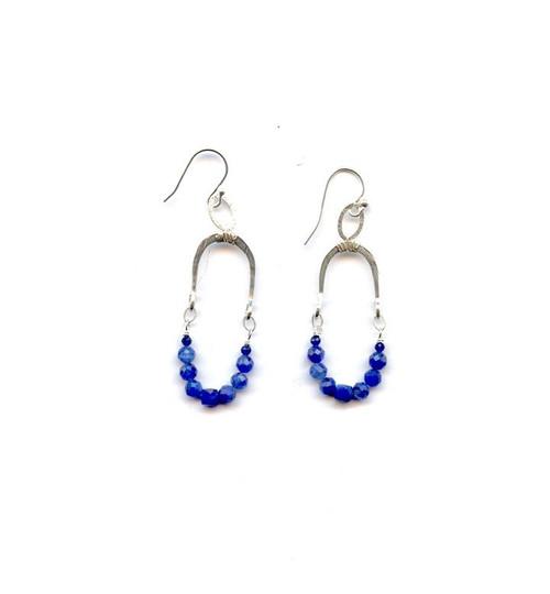 Kyanite Swing Earrings