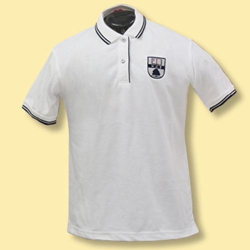 Shirt White Polo Secondary (7-10) Girls