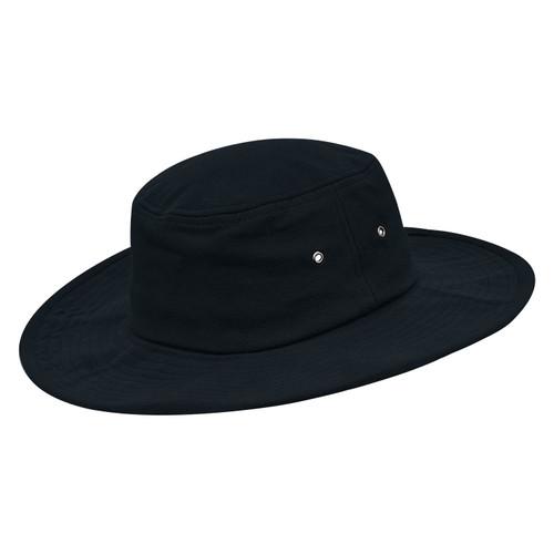 Hat wide brimmed