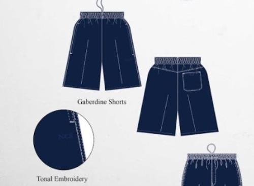 Shorts Elastic