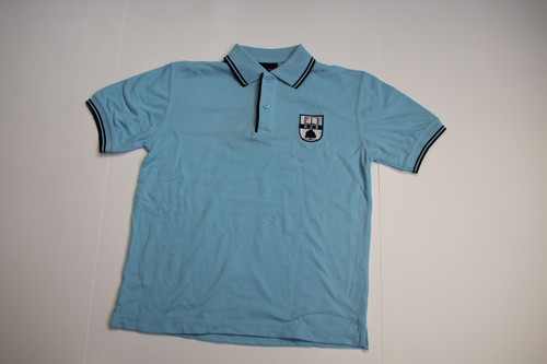 Shirt Blue Polo Secondary (7-10) Boys