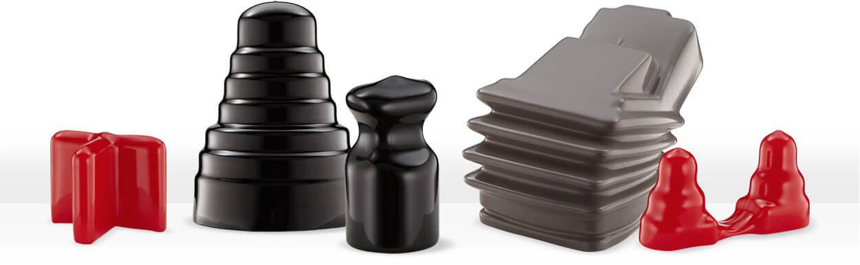 Custom dip molding image