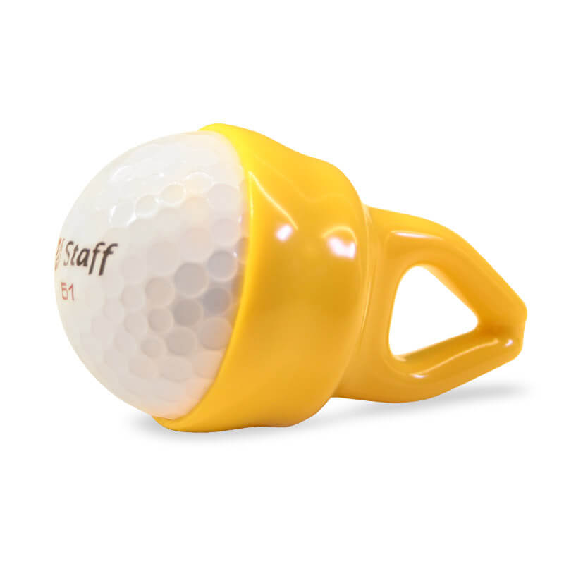 Custom Hanging Cap for Golf Balls Testimonial