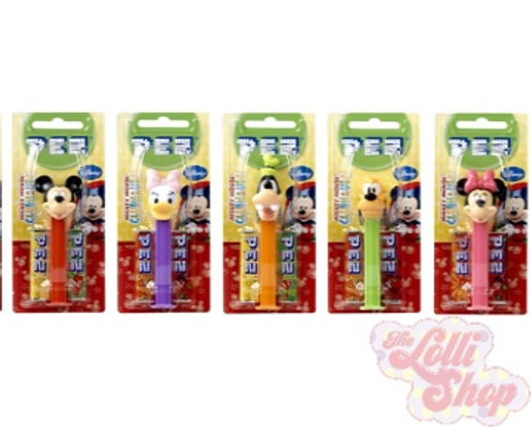 Pez Mickey Mouse Club 17g