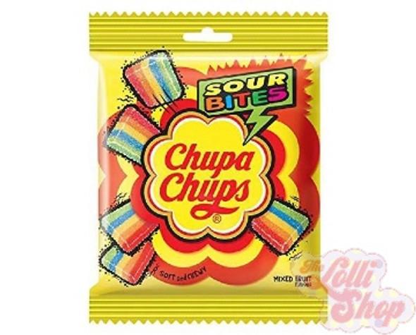 Chupa Chups Sour Bites 24g