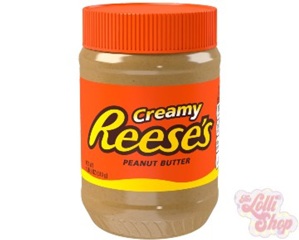 Creamy Reese's Peanut Butter 510g