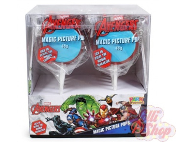 Avengers Magic Pop 45g