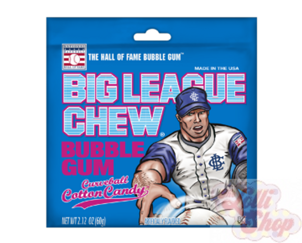 Big League Chew Cotton Candy 60g