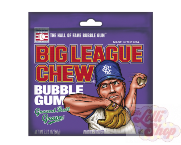 Big League Chew Grape 60g