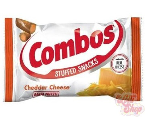 Combos Cheddar Cheese Baked Pretzels 51g