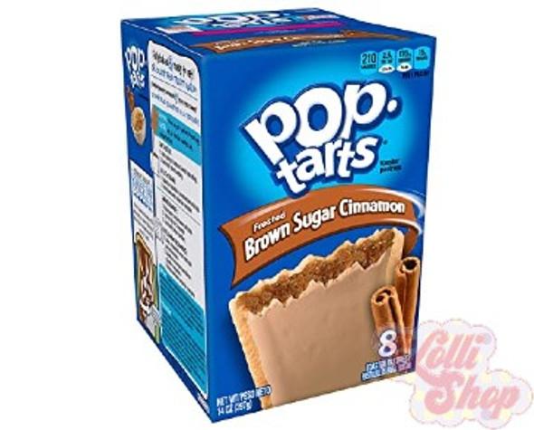 Pop Tarts Brown Sugar Cinnamon 384g - Box of 8