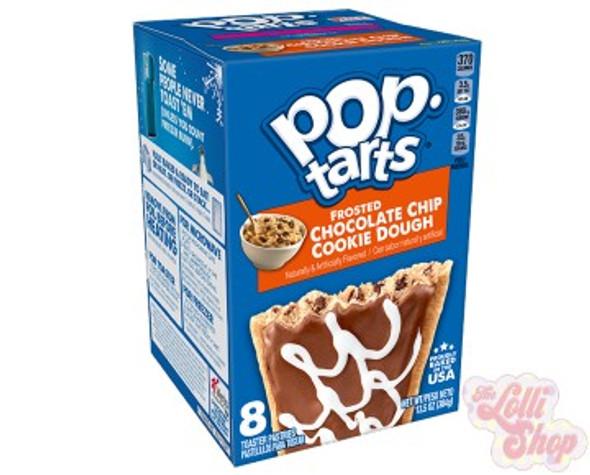 Pop Tarts Choc Chip Cookie Dough 384g