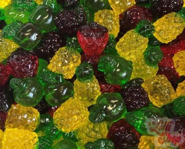 Amos 4D Gummy Mixed Fruit